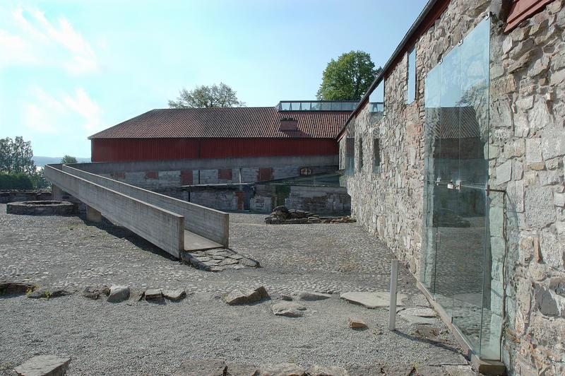 Storhamarlåven - Sverre Fehns hovedverk.