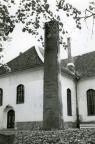 Østsiden Kirke  Østre Fredrikstad kirke  Heibergs bauta  Andreas Mikael Heiberg 1776-1815 - Byfogd / Eidsvoldsmann