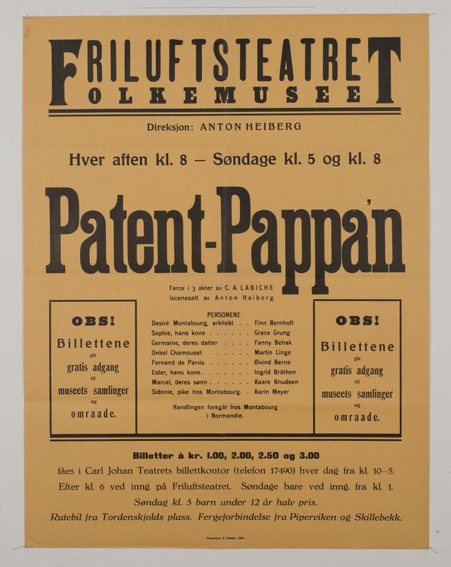 Teaterplakat NF.34668-072