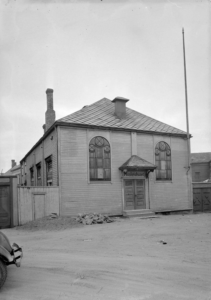 Misjonshuset i Gregus gate