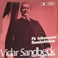 Vidar Sandbeck single nr. 21