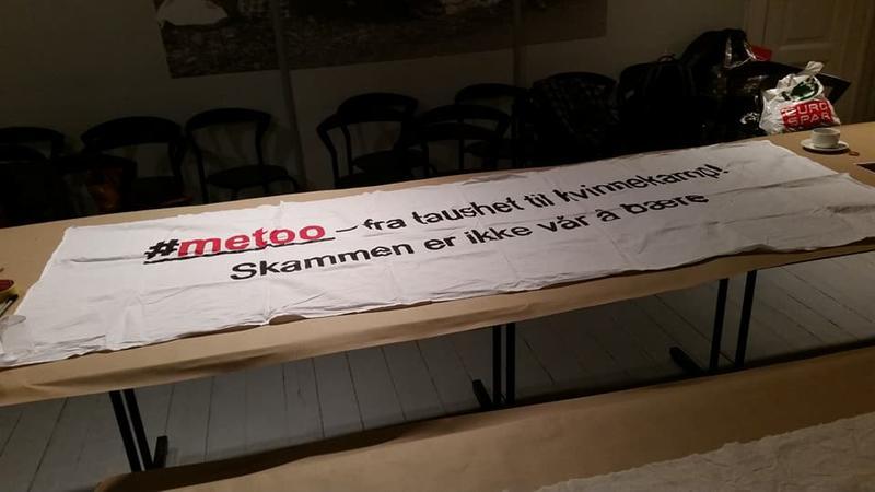 "8. mars-parole: ""#metoo (Foto/Photo)"