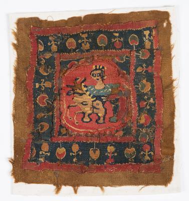 """""""Koptisk tekstilfragment"""""""