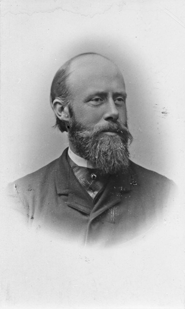 I. M. Egnund, visittkort fra 1893.