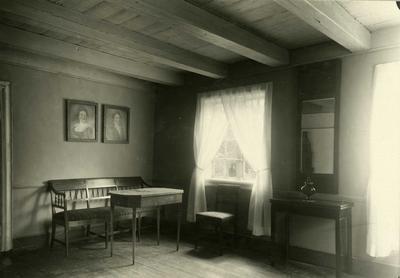 Barthegården interiør