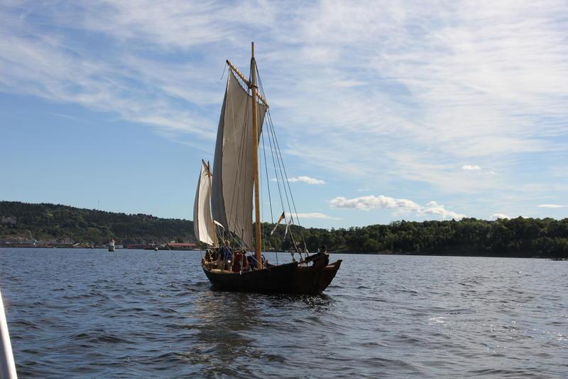 Vaaghals på fjorden (Foto/Photo)