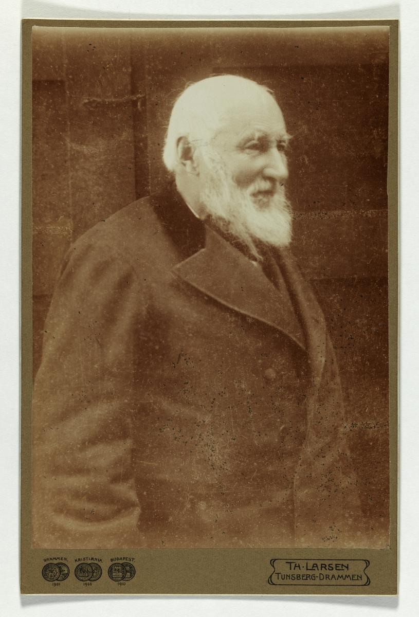 Svend Foyn fra Tønsberg, skipsreder og pioner innen hvalfangst.