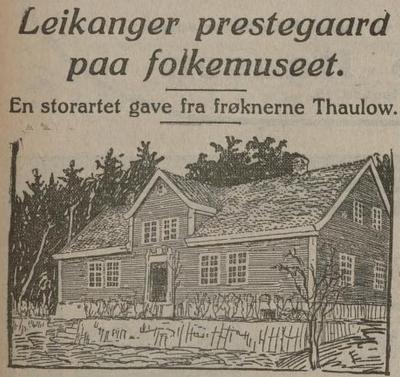 Thaulowmuseet. Foto/Photo