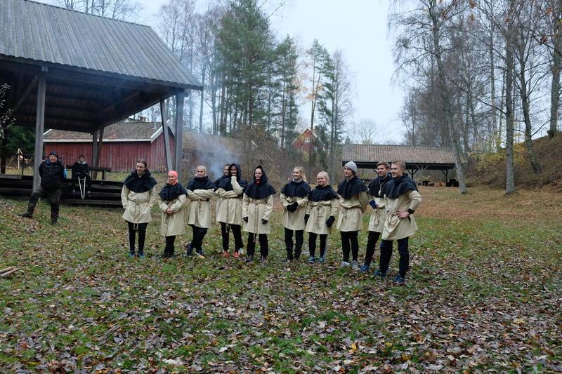 Utendørs aktiviteter i Gropa. (Foto/Photo)