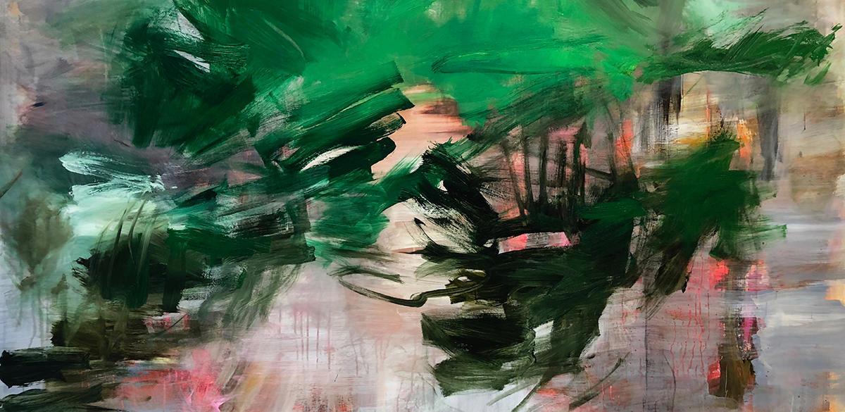 «Det grønne i juni»
