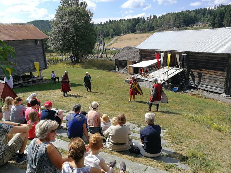 Middelalder kampshow (Foto/Photo)