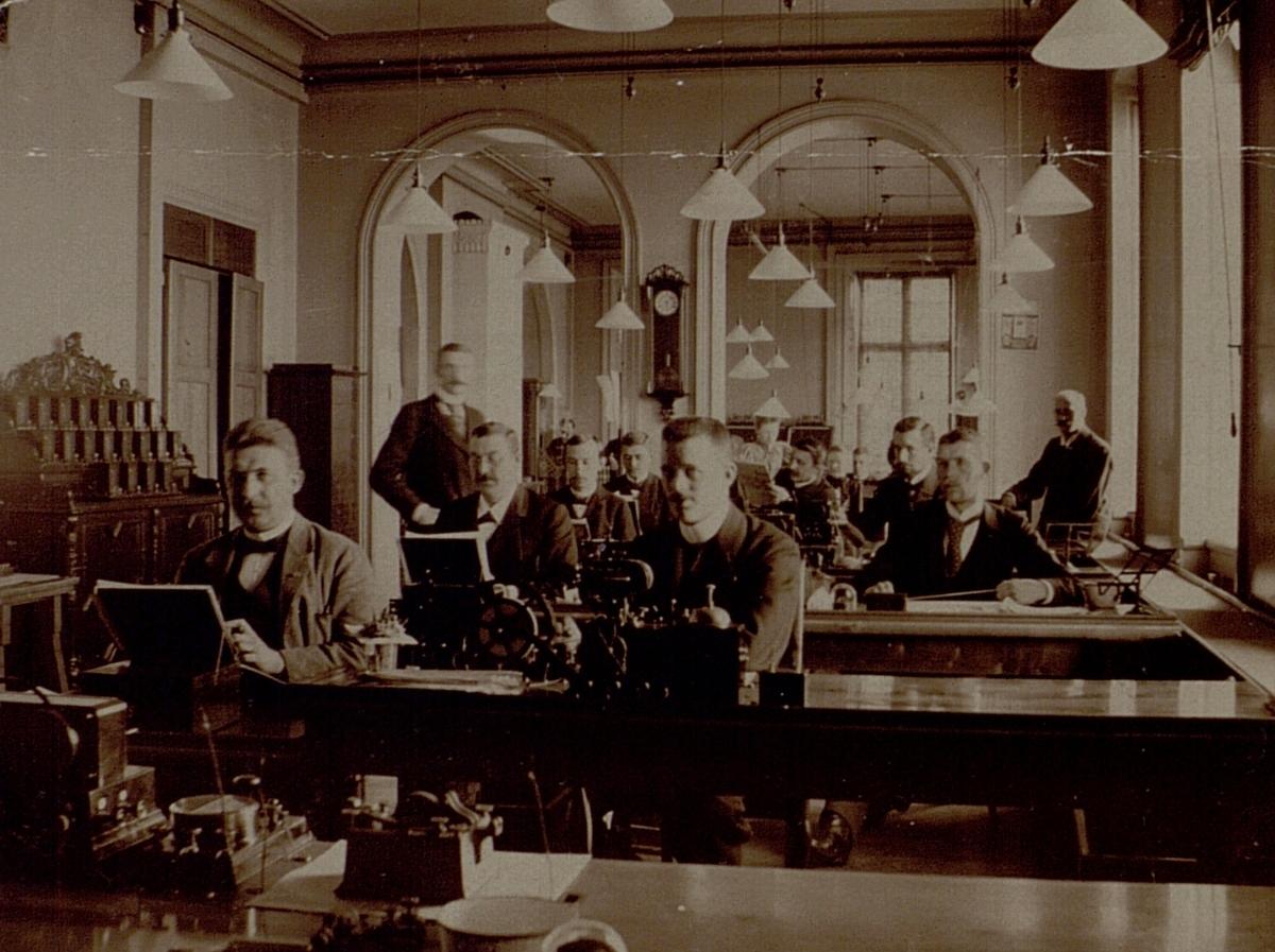 Stenhov (Kärrsvägen 5) i början av 1900-talet