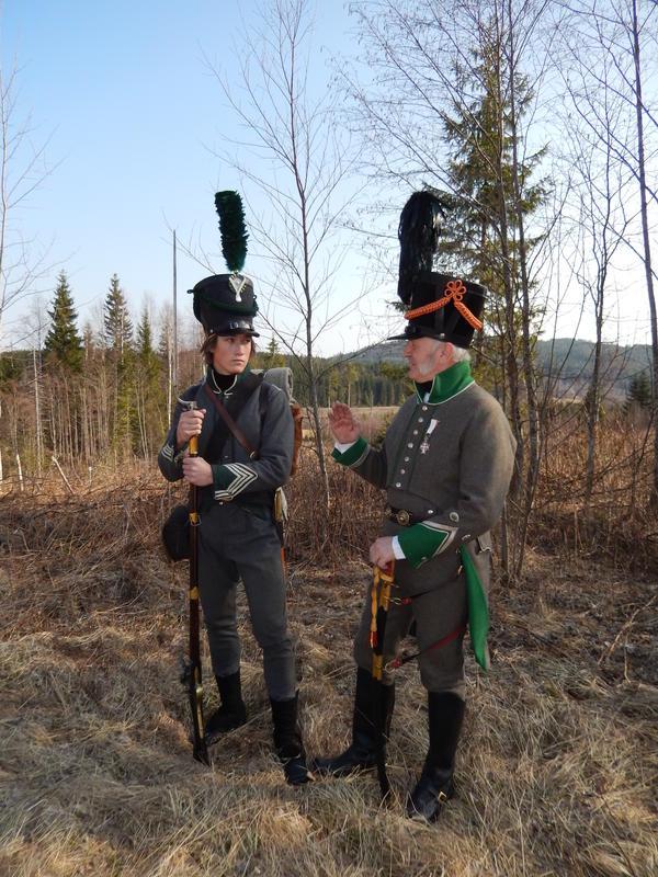 Soldater, 1807. Foto/Photo