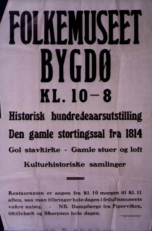 Plakat 1914