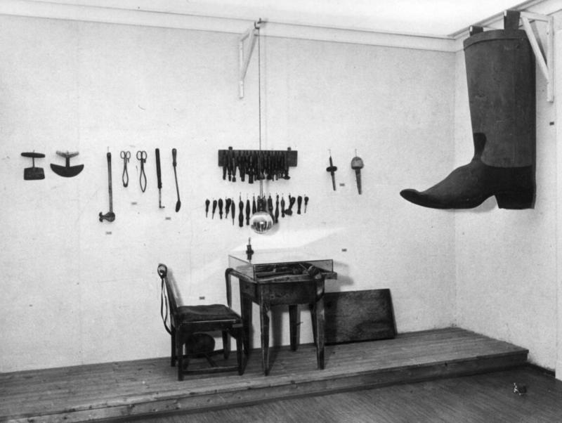 Håndverkutstillingen, 1938. (Foto/Photo)