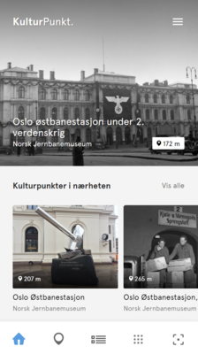 KulturPunkt - forside (Foto/Photo)