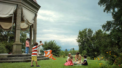 RAGNAR KJARTANSSON, Scenes From Western Culture, The Pool (Elizabeth Peyton), 2015. Single-channel video with sound 24:37 minutes. Edition of 6 plus 2 artist's proofs. Courtesy of the artist, Luhring Augustine, New York and i8 Gallery, Reykjavik. (Foto/Photo)