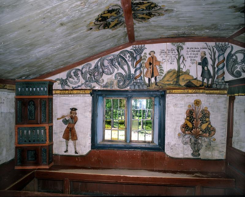 Synvisstua på Glomdalsmuseet. Foto: Burny Iversen/Anno Glomdalsmuset