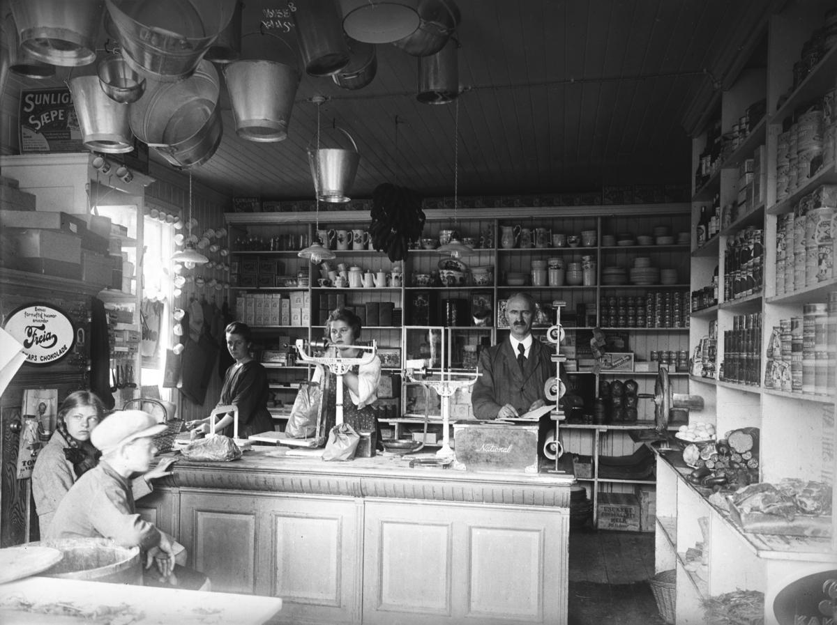 Prot: Fredbo Landhandleri int. butikk