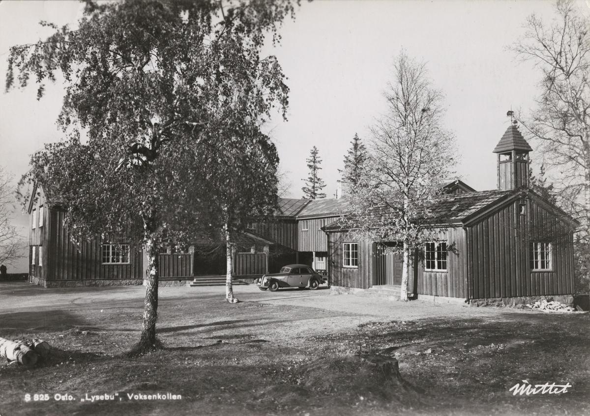 Lysebu [Fotografi]