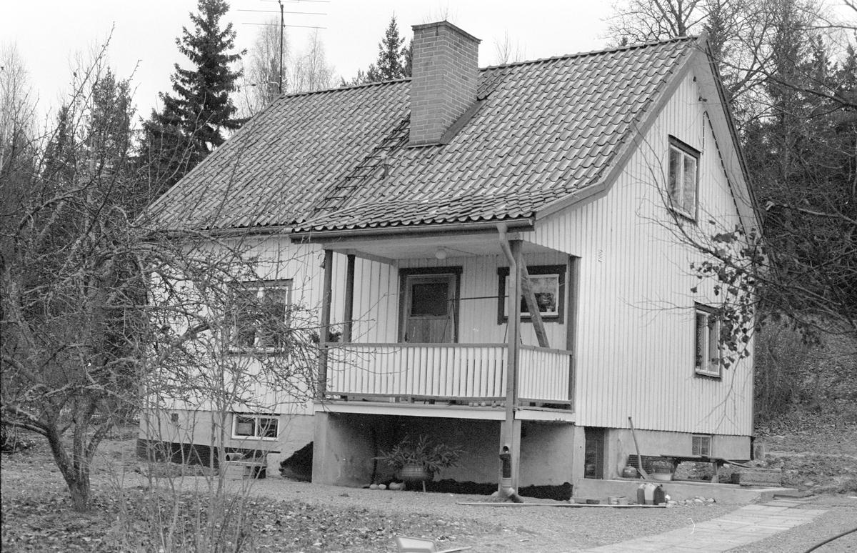 Bostadshus, Nydal, Hagby-Forsa 2:5, Hagby socken, Uppland 1985
